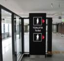 Wykonanie oznakowania lotniska w Gdańsku