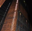 Litery na budynku Europejskiego Centrum Solidarności