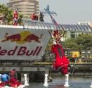 Balanda w konkursie skoków Red Bull