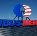 Wykonanie oznakowania firmy Bibus Menos