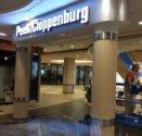 Oznakowanie Peek & Cloppenburg w Poznań City Center