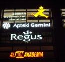 Reklamy dla Apteki Gemini