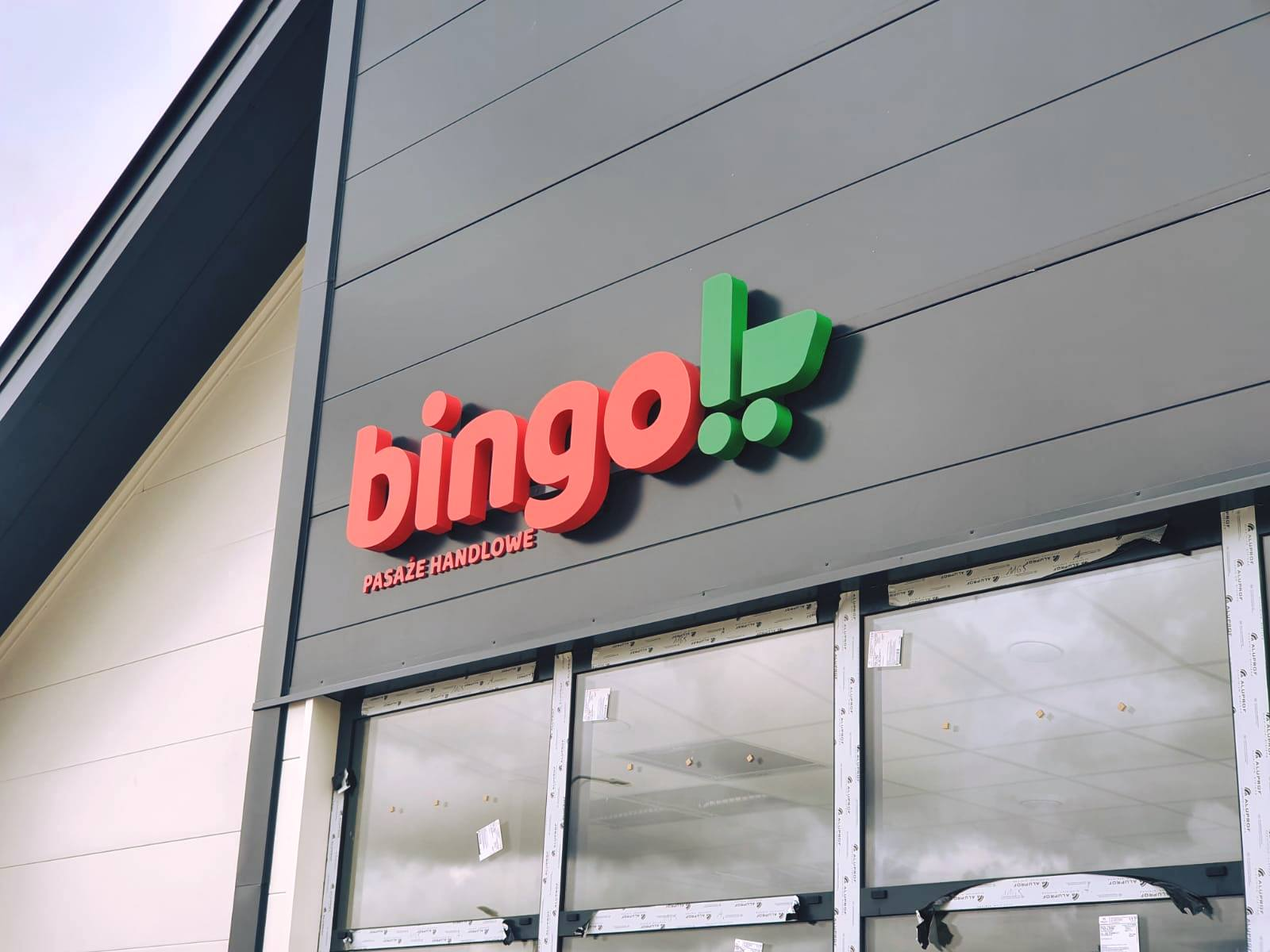 pasaz handlowy Bingo